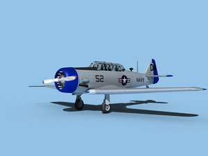3D snj harvard north american