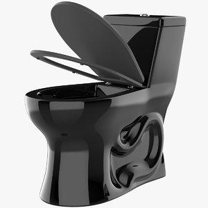 sanitary toilet 3D model