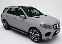 Mercedes-Benz GLE-class  W166 AMG Line 2014