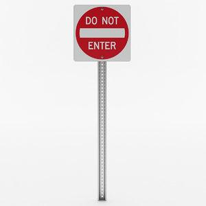 enter sign model
