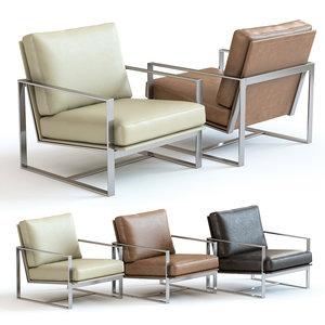 3D sofa chair febo armchair