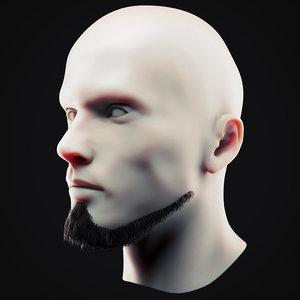 3D beard 17