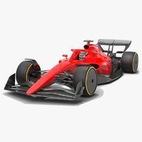 Formula 1 Season 2021 F1 Race Car