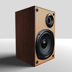 speaker musical 3D