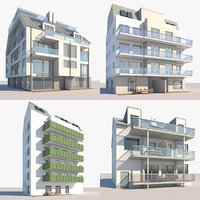Apartment House Collection 07