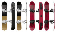 Snowboards 02