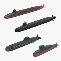 SSBN Submarine Collection