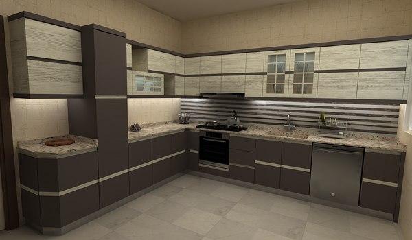 kitchen 07 3D