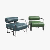 3D chair v34 model