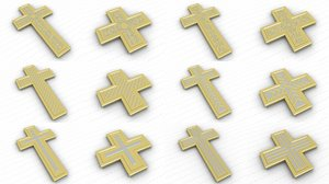 3D crosses vol 8