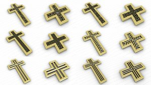 3D crosses vol 2