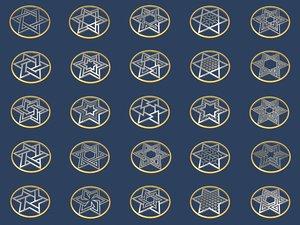 3D medallions vol 5