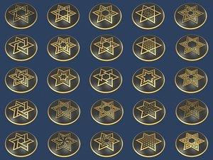3D medallions vol 4