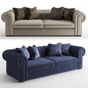 3D sofa renato