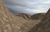 terrain mountain hill 3D
