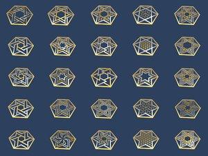 medallions vol 8 3D