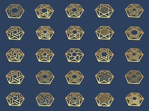 3D medallions vol 7
