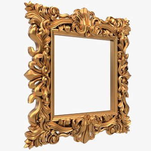 frame x14 cnc 3D model