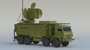 krasukha electronic warfare systems model