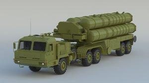 s-400 triumf sa-21 s 3D model