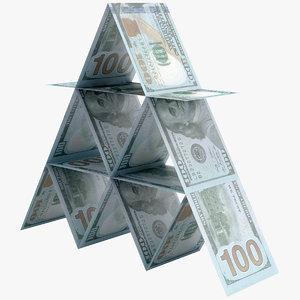 pyramid dollars model