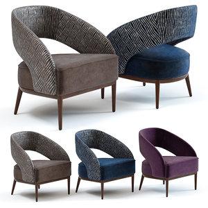 3D sofa chair vision
