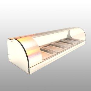 refrigerator sushi model