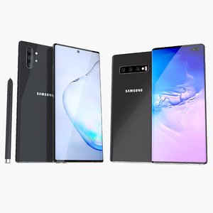 3D samsung galaxy note 10