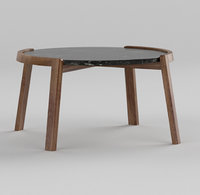3D coffee table bolia
