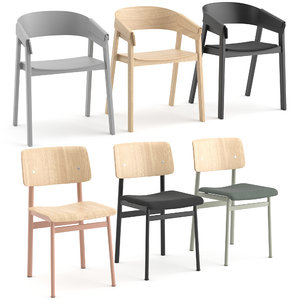 3D cover chair muuto loft