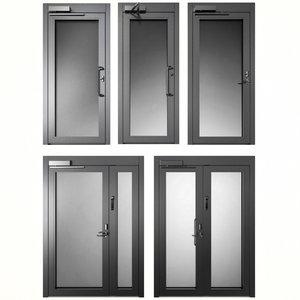 3D model metal doors