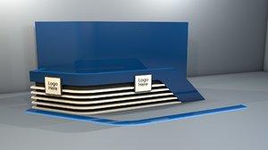 interior 3D model