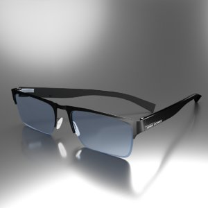 3D glasses armani exchance