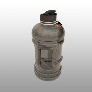 3D bottle gym