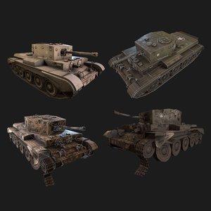 cromwell pbr ready tank model
