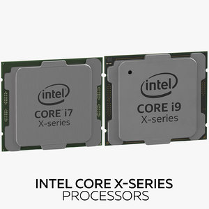 intel core processors model