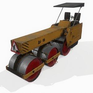 3D du-49 heavy model