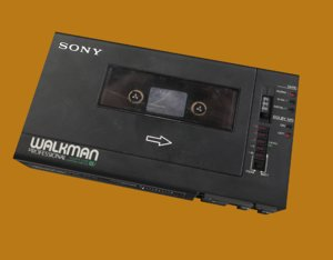 3D sony walkman