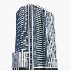 3D ivory adelaide buildings