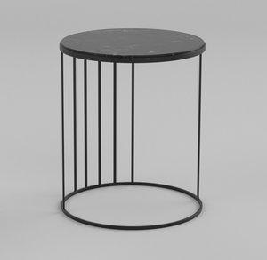 coffee table bolia 3D
