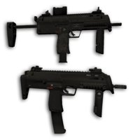 Heckler and Koch HK MP7-A1 and HK MP7-A2 - 2 Submachine Gun Pack