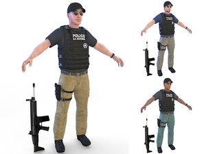 3D marshal 4k