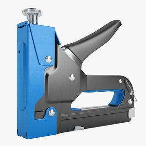 3D staple gun