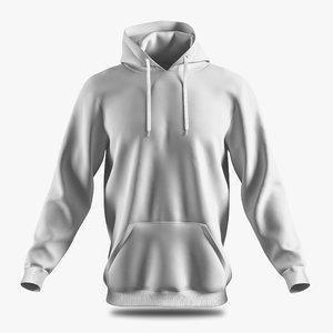 hoodie 02 w model