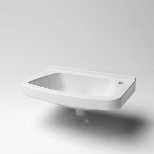 basin 3D model