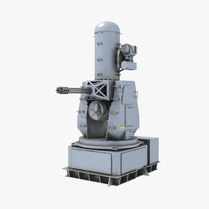 phalanx weapon ciws model