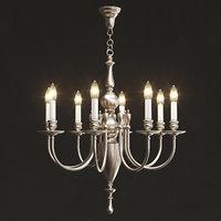 astrid chandelier - 3D model