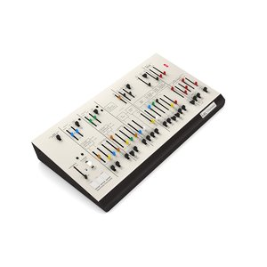 3D synthesizer arp model