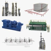 Oil Refinery Collection