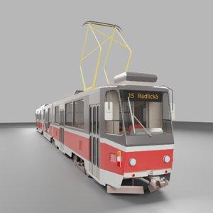 3D tatra kt8d5